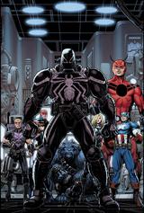 Agente Venom vengador secreto