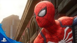 Marvel's Spider-Man - E3 2016 Trailer - PS4