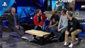 Old Friends - God of War, Uncharted, Marvel's Spider-Man E3 2017