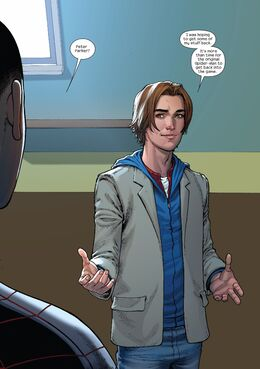 Peter Parker (Earth-1610) from Miles Morales - Ultimate Spider-Man 01