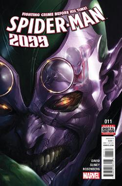 Spider-Man 2099 Vol. 3 -11