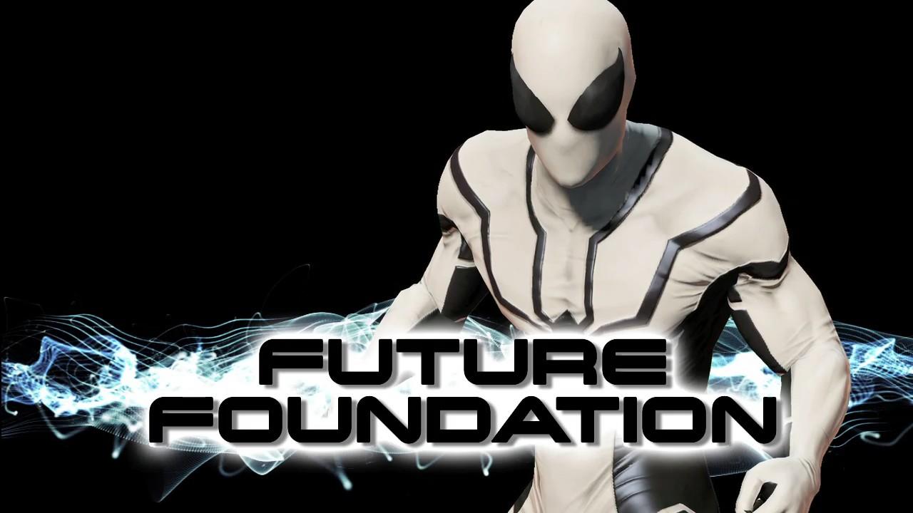 Future Foundation Costume   Spider-Man Wiki   FANDOM ...
