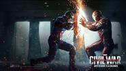 Iron Man VS Capitán América - Promocional CACW