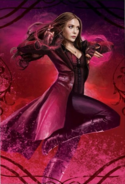 Scarlet Witch Promocional CW 1