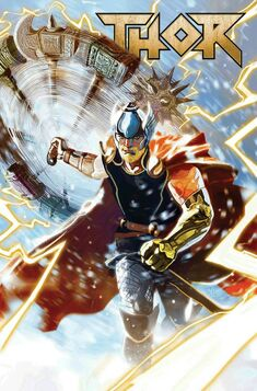 Thor Vol. 5 -1 Textless