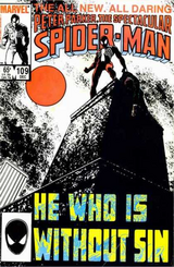 Peter Parker, The Spectacular Spider-Man Vol 1 109