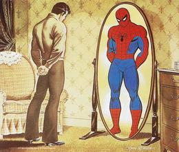 Spider-Man dualidad