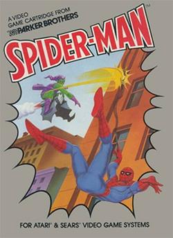 Spider-Man (1982) Coverart