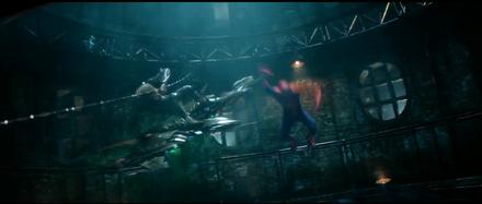 Spider-Man VS Duende Verde TAS2