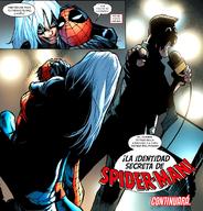 Spider-man al descubierto