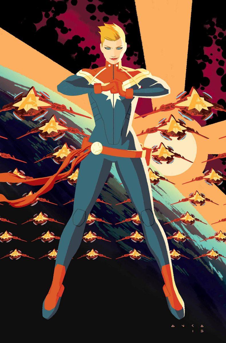 captain marvel danvers