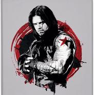 Civil War - Cuadro Bucky