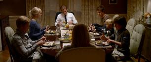 Cena con los Stacy