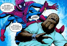 Polimelio y Man-Spider