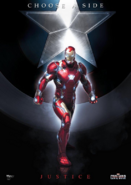 Civil War - Promo Iron Man Seguridad