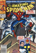 The Amazing Spider-Man Vol 1 356