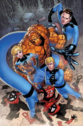 Fantastic Four Vol 5 13 Textless (1)