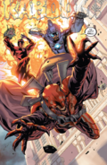 Frightful Four during Superior Carnage