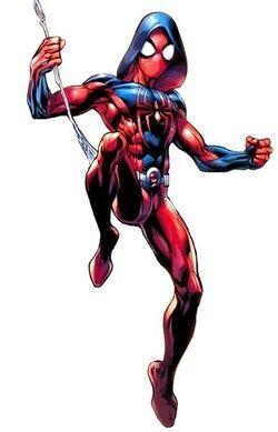 Scarlet Spider BR