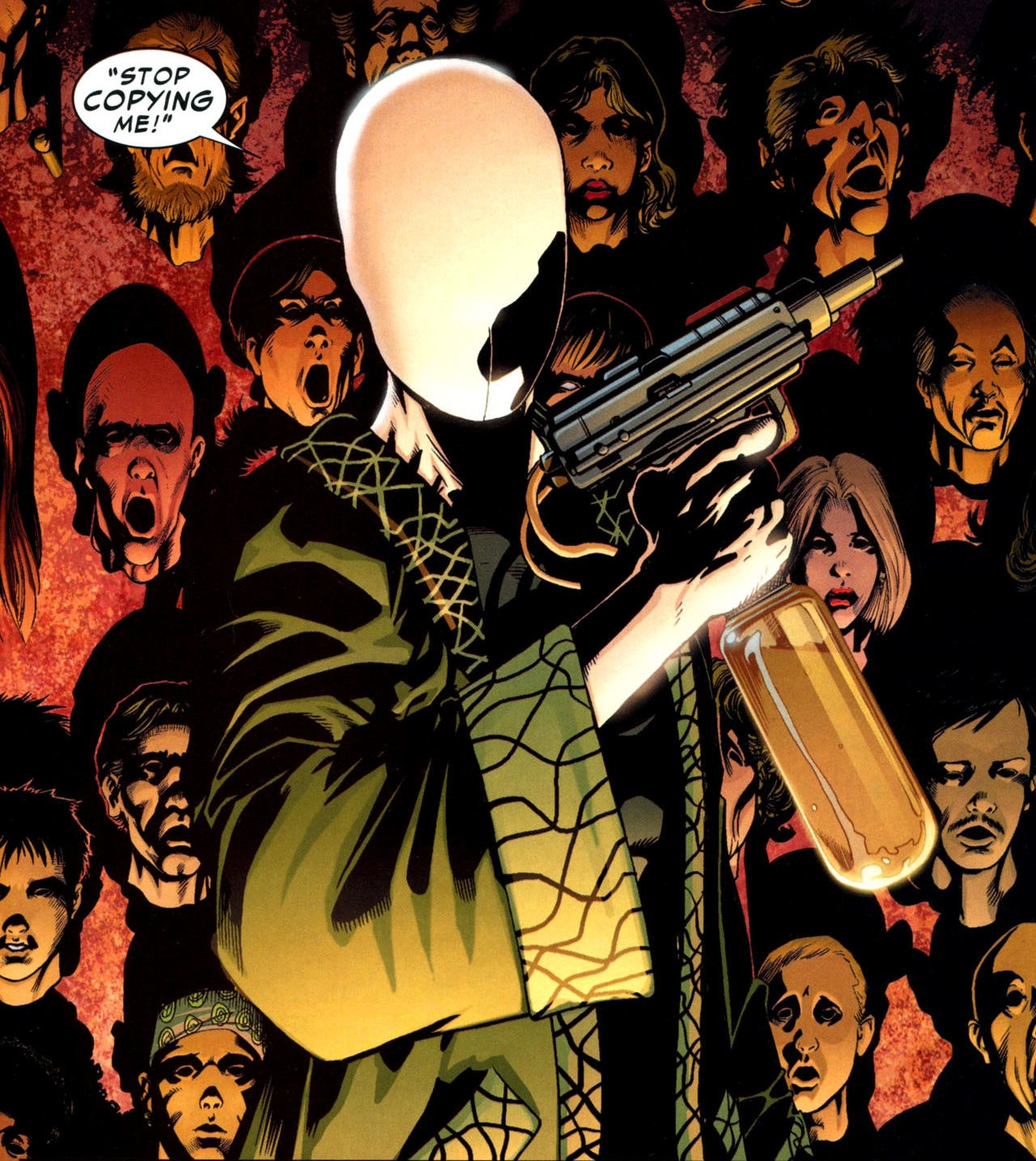 Dmitri Smerdyakov (Earth-616) | Spider-Man Wiki | FANDOM ... - photo#3