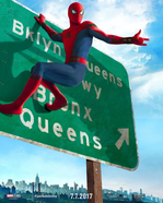 Spider-Man Homecoming Teaser Poster 2