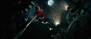Spider-Man telarañas