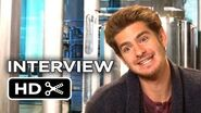 The Amazing Spider-Man 2 Interview - Andrew Garfield (2014)