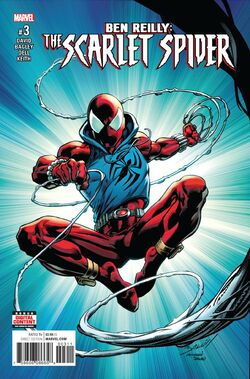 Ben Reilly Scarlet Spider Vol. 1 -3