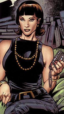 Betty Brant (Earth-616)
