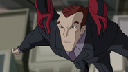 Norman Osborn siendo capturado por el Buitre - Survival of the Fittest