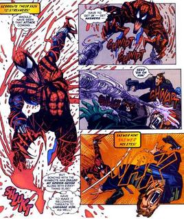 Ben spidercarnage