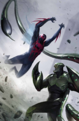 Escorion vs Spider 2099
