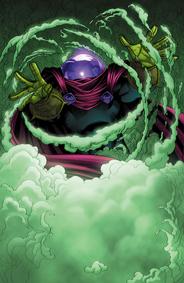 Mysterio traje