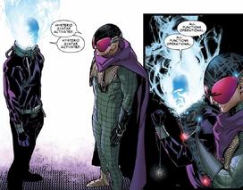 Mysterio y su avatar