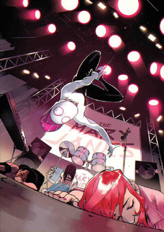 Spider-Gwen Ghost-Spider Vol 1 8 Textless
