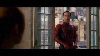 Spider-Man 3 (2007) - Peter Leaves Mary Jane Alone In His Apartment