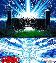 Electro destruye Conway
