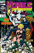 Morbius: The Living Vampire Vol 1 9