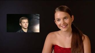 Chloe East Casted as Mary Jane Watson Marvel Studios Interview. What If... Section