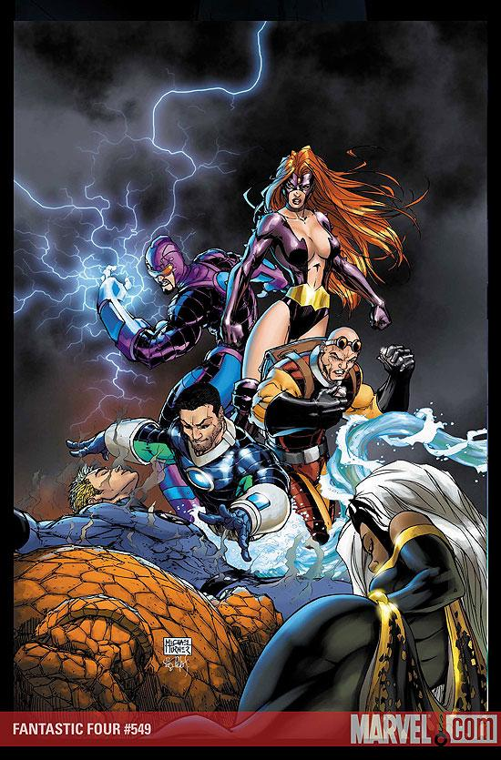 Image - Frightful Four (Earth-616).jpg | Spider-Man Wiki