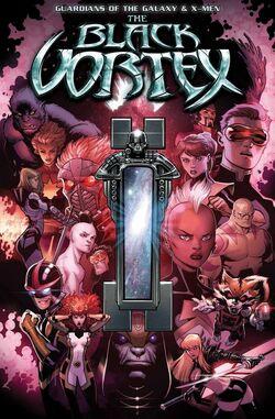 Guardians of the Galaxy & X-Men Black Vortex
