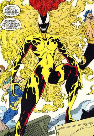 Scream (Symbiote) (Earth-616)