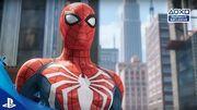 Spider-Man - Gameplay en Español E3 2017