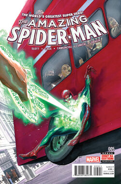 Amazing Spider-Man Vol. 4 -5