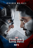 Civil War poster promocional