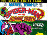 Marvel Team-Up Vol 1 10