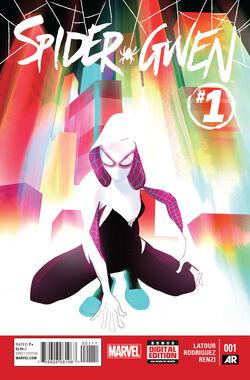 Spider-Gwen Vol. 1 -1
