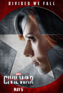 CW Poster Black Widow
