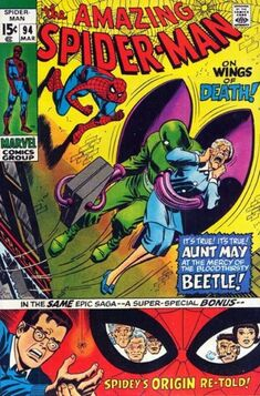 Amazing Spider-Man Vol 1 94