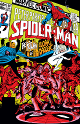 Peter Parker, The Spectacular Spider-Man Vol 1 69